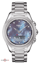 TISSOT T075.220.11.106.01 T-TOUCH LADY Solar Diamonds