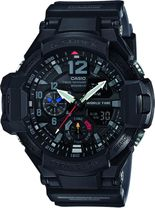 CASIO GA 1100-1A1  G-Shock GRAVITY MASTER Twin Sensor