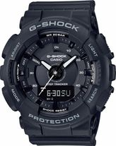CASIO GMA S130-1A G-Shock STEP TRACKER