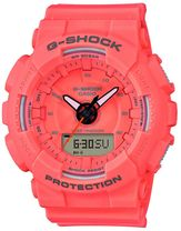 CASIO GMA S130VC-4A  G-Shock STEP TRACKER