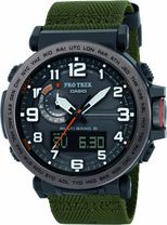 CASIO PRW 6600YB-3 PROTREK Triple Sensor Version 3