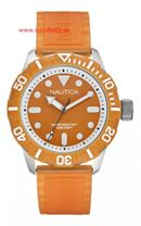 Nautica NSR 100 Orange A09604G + šiltovka