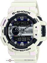 CASIO GBA 400-7C-Shock Bluetooth® SMART
