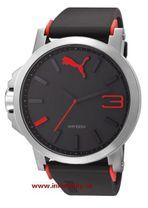 Pánske hodinky PUMA ULTRASIZE SILVER PU102941003
