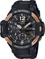 CASIO GA 1100RG-1A G-Shock GRAVITY MASTER Twin Sensor