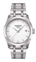 TISSOT T035.210.11.011.00 COUTURIER QUARTZ LADY