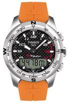 ISSOT T047.420.47.207.01 T-TOUCH II TITANIUM GENT