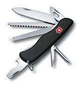 VICTORINOX 0.8493.3 lockblade knife, LOCKSMITH, black nylon