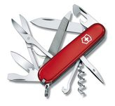 Victorinox 1.3743 Swiss Army knife MOUNTAINEER, red