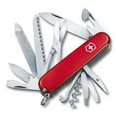 Victorinox 1.3763 Swiss Army knife RANGER, red
