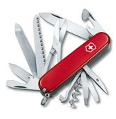 Victorinox 1.3763 Swiss Army knife RANGER, red