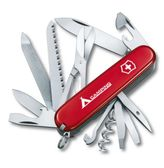 Victorinox 1.3763.71 Swiss Army knife RANGER, red