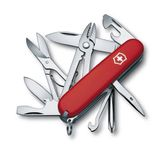 VICTORINOX 1.4723 Swiss Army knife DELUXE TINKER, red