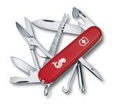 VICTORINOX 1.4733.72 Swiss Army knife FISHERMAN, red