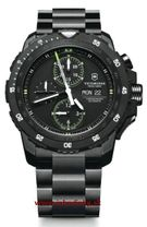 VICTORINOX 241572 Swiss Army Alpnach Mechanical Chronograph