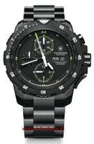 VICTORINOX 241572 Swiss Army Alpnach Mechanical Chronograph