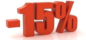 15% okamžitá zľava, zadajte kupón: FEST2711