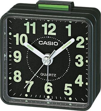 Analógový budík CASIO TQ 140-1 Clock