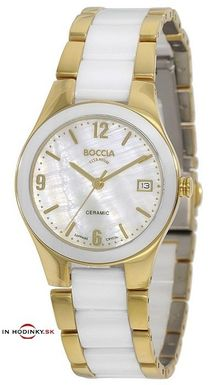 Hodinky BOCCIA 3189-03 Titanium