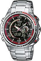 Športové hodinky CASIO EFA 121D-1A Edifice + darček Meteostanica