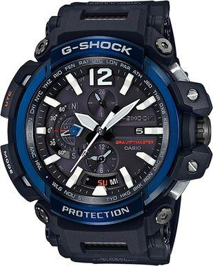 CASIO G-Shock GPW 2000-1A2 GRAVITYMASTER GPS Hybrid + Darček