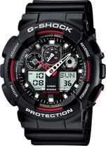 CASIO GA 100-1A4 G-Shock + darček