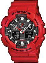 CASIO GA 100B-4A G-Shock + Darček