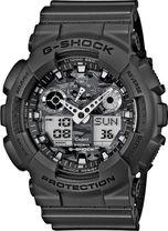 6f606621e Pánske športové hodinky CASIO GA 100CF-8A G-Shock Camouflage Series +  darček ...