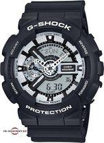 CASIO GA 110BW-1A G-Shock + Darček na výber