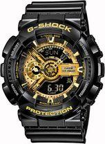 CASIO GA 110GB-1A G-Shock GARISH BLACK COLLECTION + darček na výber