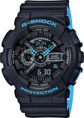 CASIO GA 110LN-1A G-Shock + Darček