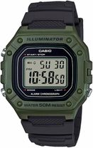 CASIO W 218H-3A Collection
