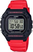 CASIO W 218H-4B Collection