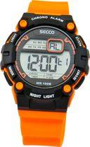 Chlapčenské športové hodinky SECCO S DNS-001