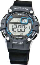 Chlapčenské športové hodinky SECCO S DNS-003