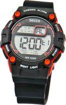 Chlapčenské športové hodinky SECCO S DNS-006