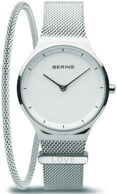 Dámske hodinky BERING 12131-004 SET