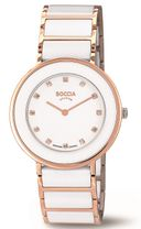 Dámske hodinky BOCCIA 3209-04 Titanium + darček na výber