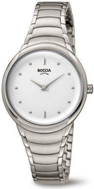 Dámske hodinky BOCCIA 3276-12 Titanium