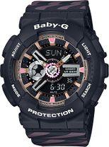 Dámske hodinky CASIO BA 110CH-1A Baby-G Chance