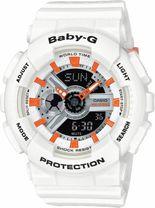 Dámske hodinky CASIO BA 110PP-7A2 Baby-G + darček