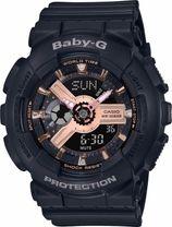 Dámske hodinky CASIO BA 110RG-1A Baby-G