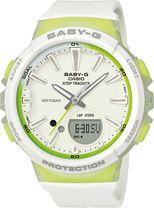 Dámske hodinky CASIO BGS 100-7A2 Baby-G + darček ... b86148851c1