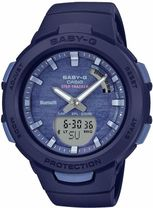 Dámske hodinky CASIO BSA-B100AC-2AER Baby-G Step Tracker, BLUETOOTH