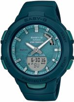 Dámske hodinky CASIO BSA-B100AC-3AER Baby-G Step Tracker, BLUETOOTH
