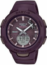 Dámske hodinky CASIO BSA-B100AC-5AER Baby-G Step Tracker, BLUETOOTH