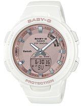 Dámske hodinky CASIO BSA B100MF-7A Baby-G Step Tracker, BLUETOOTH
