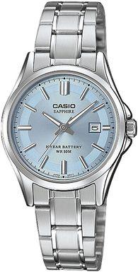 Dámske hodinky CASIO LTS-100D-2A1VEF Sapphire
