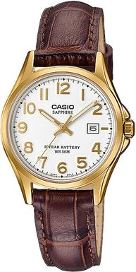 Dámske hodinky CASIO LTS-100GL-7AVEF Sapphire