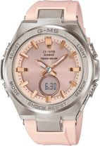 Dámske hodinky CASIO MSG S200-4A Baby-G Tough Solar